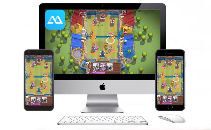 安卓/苹果投屏工具 Apowersoft ApowerMirror v1.4.7.16 终身授权 商业版